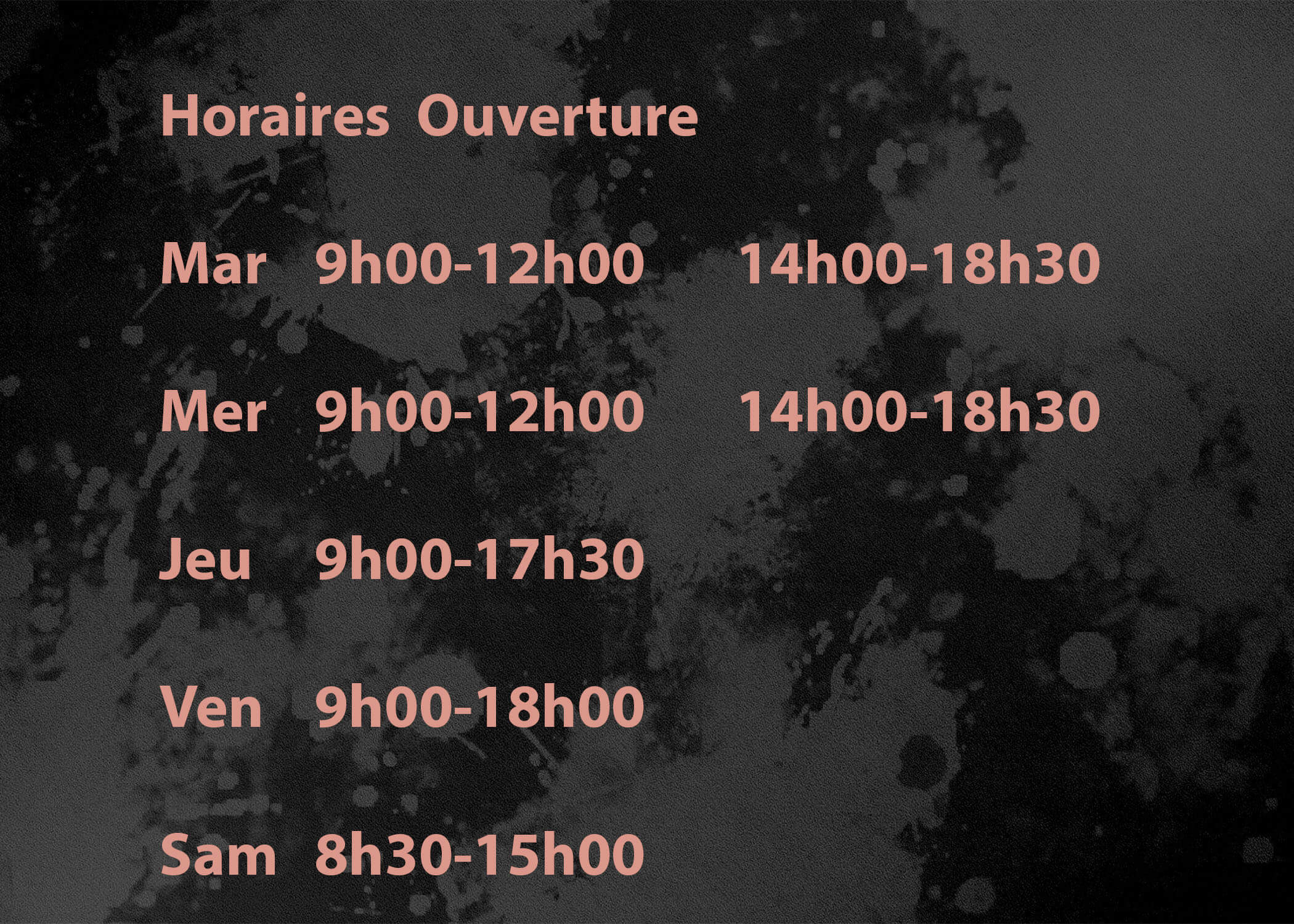 Coiff'Lyne Culoz horaires ouverture